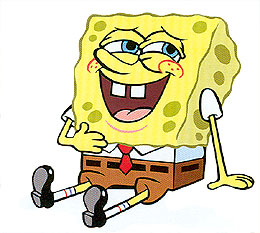 In Training?…..My Interpretation of Sponge Bob Square Pants ...