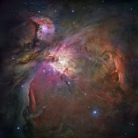 Hubble Orion Nebula