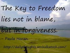 Thoughtofdayforgiveness