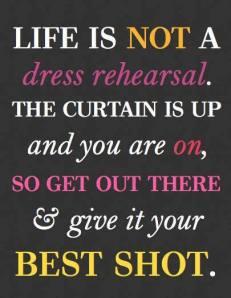 Dress-Rehearsal