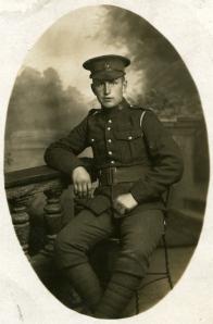 0. PILLING, Arthur, Army Uniform
