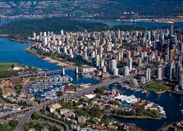 11.  Burrard & Cambie Bridge 2015