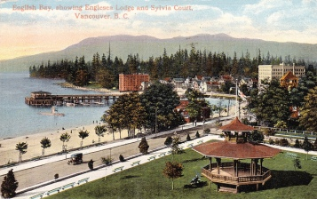 Enlish Bay 1909