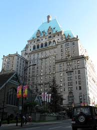 Hotel Vancouver 2015