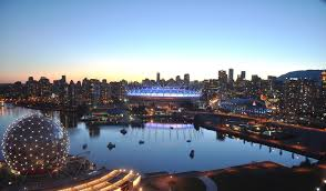 Science world and BC Place 2015