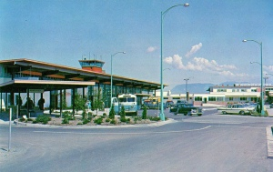 Vancouver Airport 1950