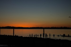 1. Sunrise Steveston