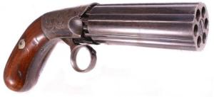 Six Shooter 1800's